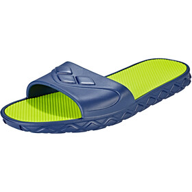 arena Watergrip Sandalen Heren, navy-lime